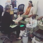 Student Work - Pedicure