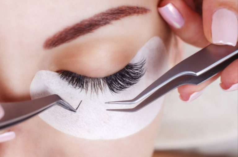 Eyelash extension training